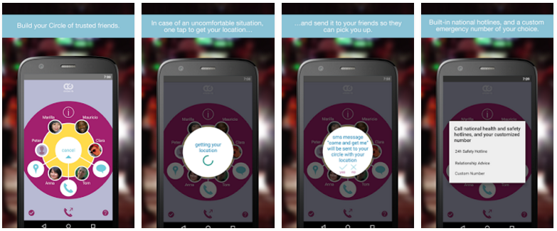 Circle-of-6-android-app