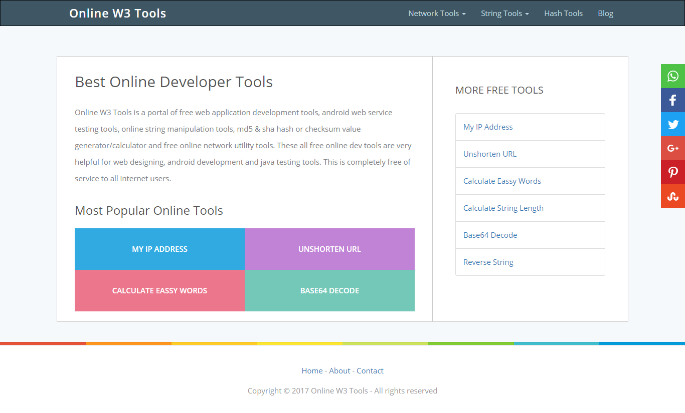 Online Base64 Decoder Tool | PHP | base64_decode() - OnlineW3Tools